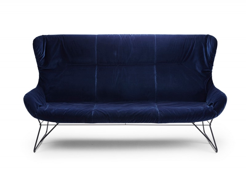 Leya Wingback und Leya Wingback Couch