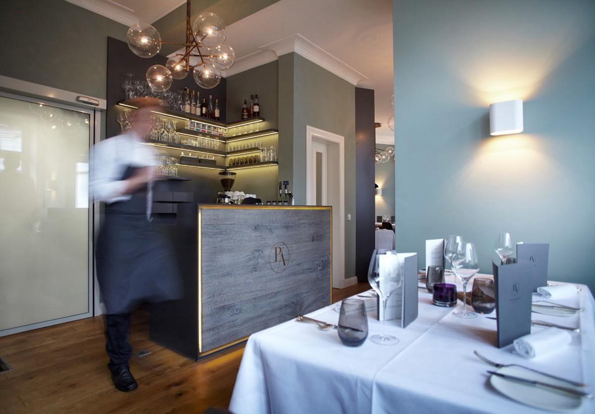 Restaurant <br />Petit Amour